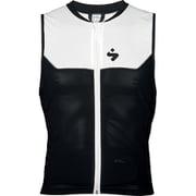 Back Protector Race Vest M バックプロテクターレースベスト 835003 True Black/Snow White Mサイズ [スキープロテクター バックプロテクション]