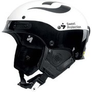 Trooper II SL MIPS トゥルーパーII SL MIPS 840060 Gloss White/Gloss Black LXLサイズ [スキー ヘルメット レーシング]