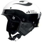 Trooper II SL MIPS トゥルーパーII SL MIPS 840060 Gloss White/Gloss Black MLサイズ [スキー ヘルメット レーシング]
