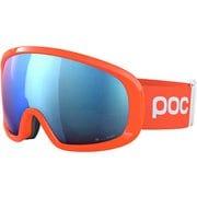 Fovea Clarity Comp 40440 Fluorescent Orange/Spektris Blue [スキー ゴーグル レーシング]