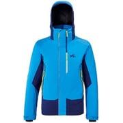7/24 STRETCH JKT M MIV8084 8732ELECTRIC BLUE/BLUE DEPTHS XSサイズ [スキーウェア ジャケット メンズ]