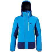 7/24 STRETCH JKT M MIV8084 8732ELECTRIC BLUE/BLUE DEPTHS Lサイズ [スキーウェア ジャケット メンズ]