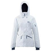 ANDROMEDA STRETCH JKT W MIV8133 8748MOON WHITE Lサイズ [スキーウェア ジャケット レディース]
