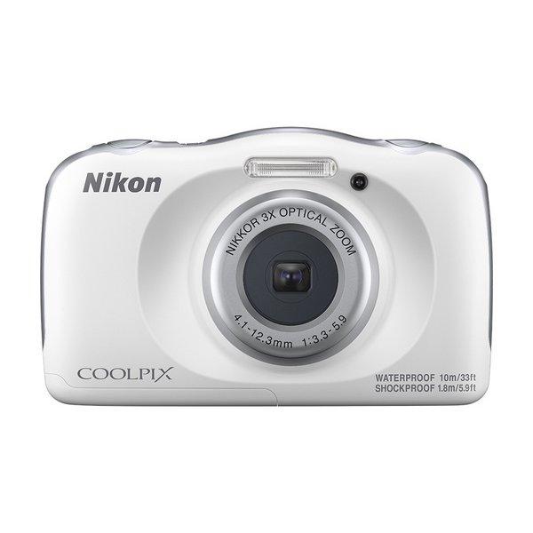 COOLPIX W150 WH [コンパクトデジタルカメラ ホワイト]