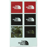 TNF Logo Sticker NN83803 [アウトドア ロゴステッカー]