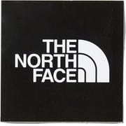 TNFステッカーショウ NN-9719 (K)ブラック [アウトドア ロゴステッカー]