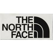 TNF Cutting Sticker NN88106 (K)ブラック [アウトドア ロゴステッカー]