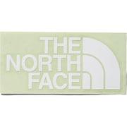 TNF Cutting Sticker NN88106 (W)ホワイト [アウトドア ロゴステッカー]