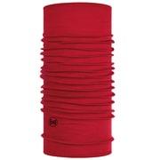 LIGHTWEIGHT MERINO WOOL 367556 SOLID RED [アウトドア フェイスマスク]