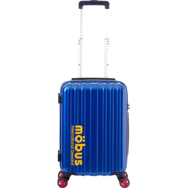 MBC-1908-18 ブルー [スーツケース 旅行日数目安:1~2泊 32L TSAロック搭載 機内持ち込み可]