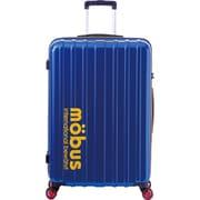 MBC-1908-28 ブルー [スーツケース 旅行日数目安:1週間以上 96L TSAロック搭載]