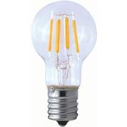 LDF5LC40WE17TM [ミニクリプトン型 フィラメントLED電球 40W相当 E17口金 電球色 クリア]