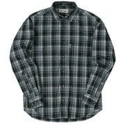 TSヘザーコーデュロイシャツ TS Heather Corduroy Shirt 5112963 ブラック XLサイズ [アウトドア シャツ メンズ]