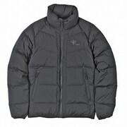 パウダーライトダウンジャケット Powder Light Down Jacket 5113912 ブラック Sサイズ [アウトドア ダウンウェア メンズ]