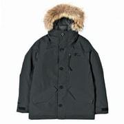 マッシングジャケット Mushing Jacket 5113997 ブラック Mサイズ [アウトドア ダウンウェア メンズ]