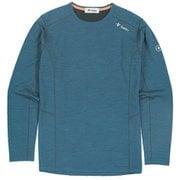 PPウールクルー PP Wool Crew 5115850 ブルー XLサイズ [アウトドア カットソー メンズ]