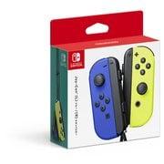 Nintendo Switch専用 Joy-Con(L) ブルー/(R) ネオンイエロー [コントローラー]