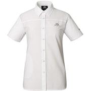 Ws Speed Shirt 422819 クラウドダンサー Sサイズ [アウトドア シャツ レディース]