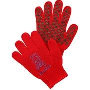 Gnome Junior Glove AG3786 R00 レッド Mサイズ [アウトドア グローブ キッズ]