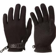 UV Mesh Glove AG6704 B02 ブラック XLサイズ [アウトドア グローブ]
