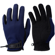 UV Mesh Glove AG6704 N00 ネイビー Lサイズ [アウトドア グローブ]