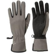 Ws UV Mesh Glove Long AG6705 G01 グレイ Lサイズ [アウトドア グローブ レディース]