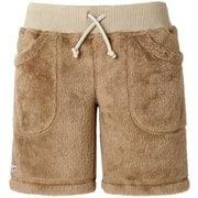 Ws Classic Fleece Half Pant 424419 ブラウン Sサイズ [アウトドア パンツ レディース]