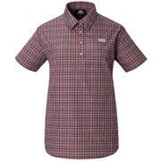 Ws SS Pullover Shirt 422824 B02 ブラック Mサイズ [アウトドア シャツ レディース]