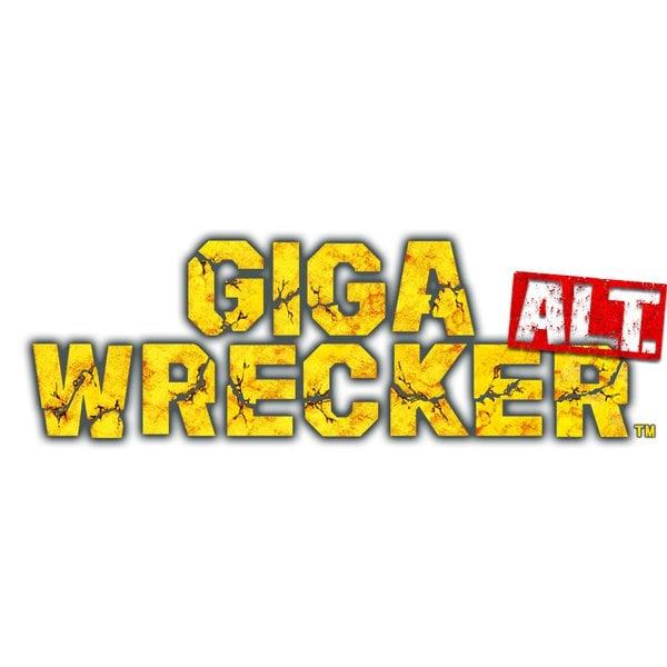 GIGA WRECKER ALT. コレクターズエディション [Nintendo Switchソフト]