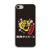 tig2019-cha6-i7 [阪神タイガース承認 iPhone8/7/6 PCケース 6.スカジャン風(シンボル)]
