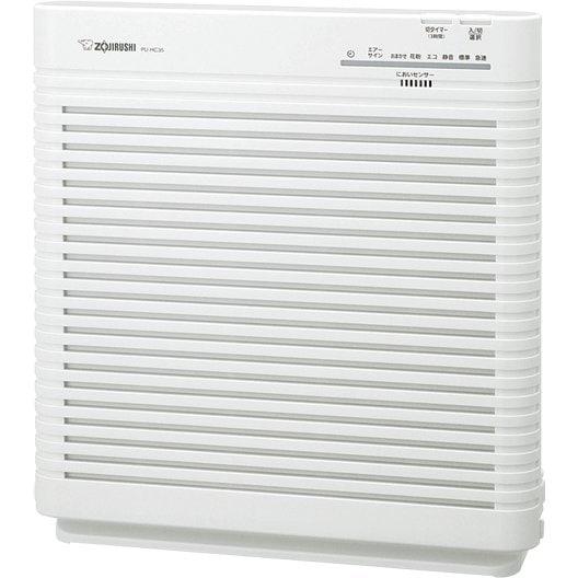 PU-HC35-WA [空気清浄機 16畳まで ホワイト]