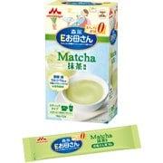 森永Eお母さん ペプチドミルク 抹茶風味 18g×12本
