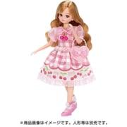 リカちゃん ドレス LW-10 チェリッシュピンク [対象年齢:3歳~]