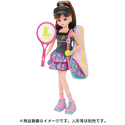 リカちゃん ドレス LW-11 テニスウェア [対象年齢:3歳~]