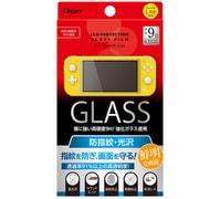 GAF-SWLGFLS [Switch Lite用 液晶保護ガラス 光沢指紋防止]