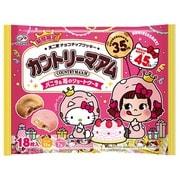 【限定】カントリーマアムハローキティ バニラ&苺のショートケーキ 18枚