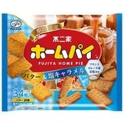 【限定】ホームパイ バター&塩キャラメル 34枚