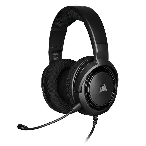 CA-9011195-AP [HS35 STEREO Stereo Gaming Headset(ゲーミングヘッドセット) Carbon]