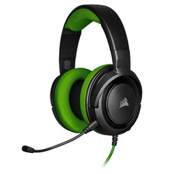 CA-9011197-AP [HS35 STEREO Stereo Gaming Headset(ゲーミングヘッドセット) Green]