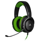 CA-9011197-AP [HS35 STEREO Stereo Gaming Headset(ゲーミングヘッドセット) Green]