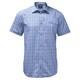 レイズストレッチベントシャツM W1401552 7798シャツブルーチェック Sサイズ [アウトドア シャツ メンズ]