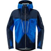 スピッツ ジャケット SPITZ JACKET MEN 604479 4A8_STORM BLUE/TARN BLUE Lサイズ [アウトドア ジャケット メンズ]