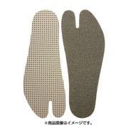 SKB1000-L [ノサックス 地下足袋用踏抜き防止中敷 Lサイズ(25.5-26.0CM)]