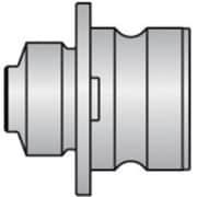 SLADP38 [ミヤナガ S-LOCKカッターアダプター38mm]