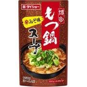 博多もつ鍋スープ 辛みそ 750g