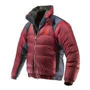 Bifrost Red Lサイズ [アウトドア ダウンウェア メンズ]