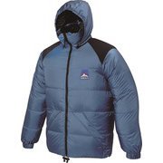 Kirna Special Jacket ブルー T2/Mサイズ [アウトドア ダウンウェア メンズ]
