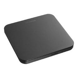 DVRP-U8ZK [USB 2.0対応 ポータブルDVDドライブ ブラック]