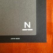 NN-14 [ノンブルノート N ダークグレー×ブラック]