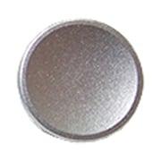 UNX-4005 [金属シャッターボタン大 銀(Φ13.5)]
